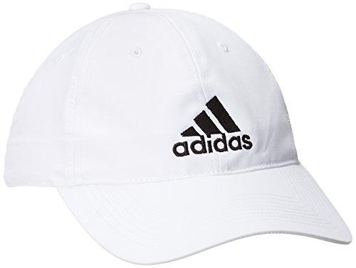 adidas Cap Performance Logo Kappe, weiß/schwarz, One Size, S20437M