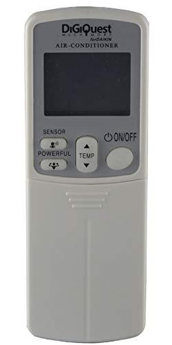 Télécommande compatible DAIKIN pour climatiseurs, climatiseurs, pompe à chaleur, Inverter