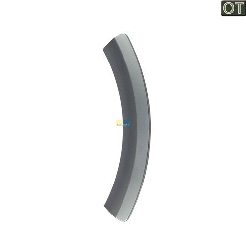 Original Bosch Constructa Siemens Türgriff Griff Trockner silber - 00644452