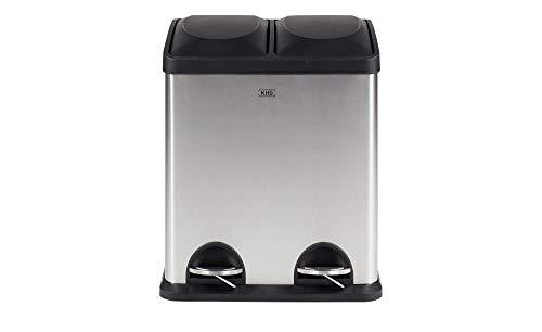 KHG Mülleimer Kosmetik Tret Hygiene Abfallbehälter 3l 5l 10l 15l 30l Bad Küche, Mülleimer:Modell 2