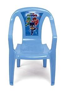 ARDITEX PJ12093 PP - Máscara para Silla, Color Azul