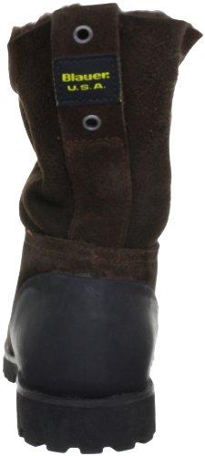 Blauer BRONX - BOOTIE BSD0020 001523, Bottes de pluie femme Marron-TR-J1-131