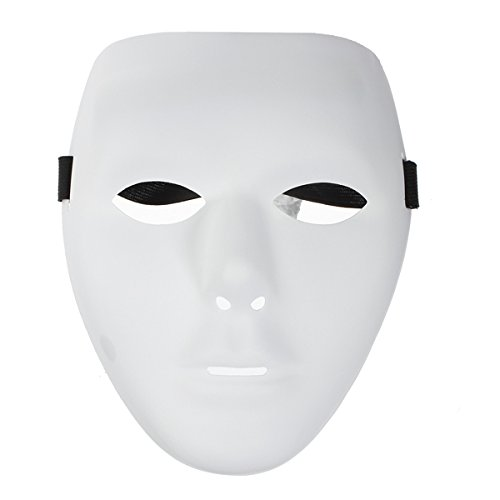 r Frauengesicht Maske Masquerade Party Halloween Masken-Man ()