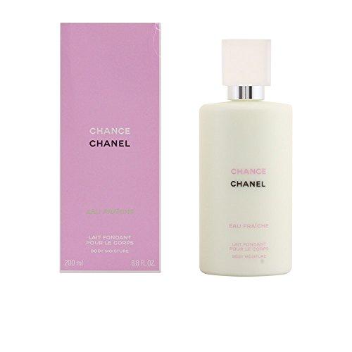 Chance Eau Fraiche di Chanel, Body Lotion Donna - Flacone 200 ml.