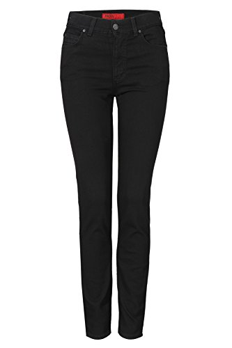 'Femme Jeans Skinny 74 Jetblack