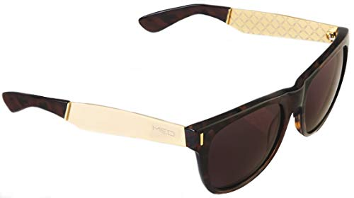 rainbow safety Damen Herren Sonnenbrille MED Limitierte Edition UV400 Schutz O1014-RE