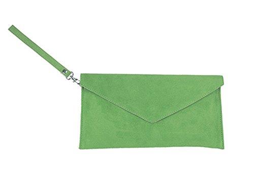 scarlet bijoux, Poschette giorno donna verde - verde