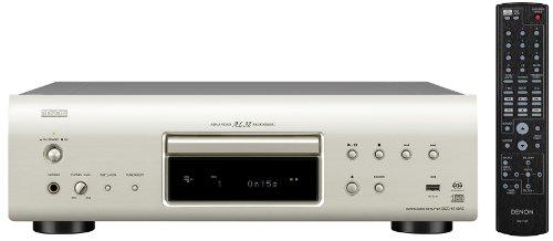 Denon DCD 1510 AE CD-/MP3-/WMA-Player (iPod Anschluss, USB 2.0) premium silber