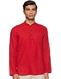 Indus Route by Pantaloons Men's Cotton Kurta