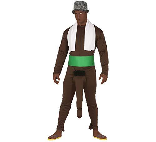 Kostüm Nachricht okkulten nackten Mann Superdotato Größe L 52 54
