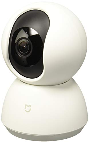Xiaomi Mi Home Security Camera 360° IP Indoor Security Camera White Bulb - Surveillance Camera (Càmera de seguretat IP, Interior, Bombeta, blanc, Sostre / paret / sobretaula, 720p)