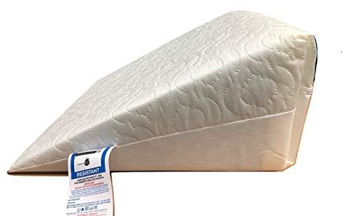 Linens World - Almohada de Espuma Multiusos para Alivio del Dolor de Adultos, Color Blanco