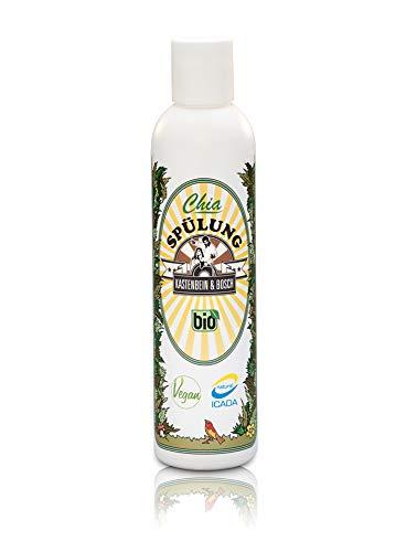 100% natürliche Chia Haar-Spülung/Conditioner mit Arganöl - Bio, vegan, Glycerinfrei &...