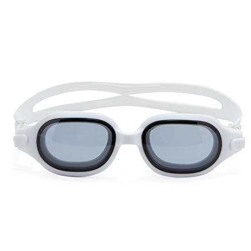 SUNHAO Schwimmbrille Big Box Brille Silikon Anti-Fog Erwachsene Beschichtung Spiegel Unisex PC-Objektiv
