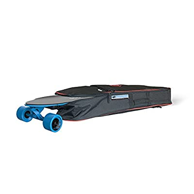 Yuneec EGO 2 E-Longboard Royal Wave + Tasche + Zubehör Elektro Longboard E-GO 2