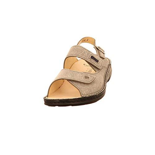 FINNCOMFORT Damen Sandaletten 2594-901754-Sumatra beige 420087 -