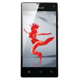 XOLO PRIME Android Mobile Phone with 4.5 inch screen (Black)