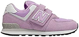 new balance kv574 niña hook
