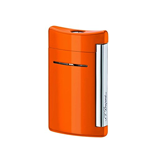 st-dupont-mini-jet-lighter-spicy-orange