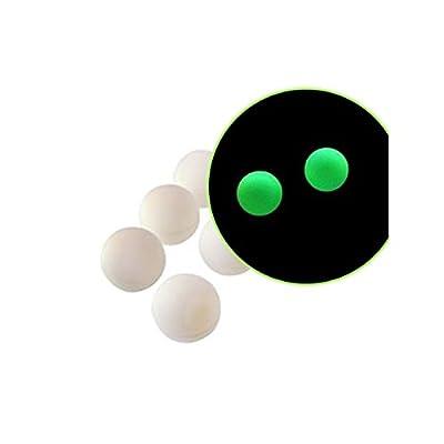 Light Pong Balls - Balles phosphorescentes x 2