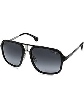 Carrera 1004/S 9O, Gafas de Sol Unisex-Adulto, Rutbk Mttblk, 57