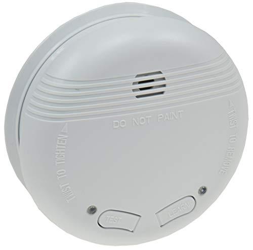 Funk-Rauchmelder nach EN14604 I koppelbar/vernetzbar I Brandschutz Sicherheit I 85dB Alarm I ØxH 127x45mm