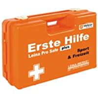 Erste Hilfe Koffer Leina Pro Safe plus Sport DIN 13169 Inhalt DIN 13169 mit branchenspezifischer Zusatzaustattung preisvergleich bei billige-tabletten.eu