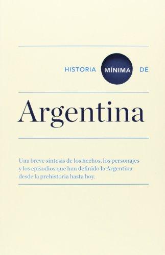Historia Mínima De Argentina (Noema)