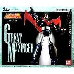 Great Mazinger Z GX-02 Soul of Chogokin (japan import)