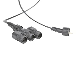 3 Way Splitter Lead for 12V Water Feature/Lights