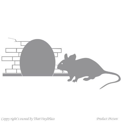 ratte-maus-mause-loch-34-x-15-cm-farbe-grau-selbstklebend-schlafzimmer-kind-raum-aufkleber-auto-viny