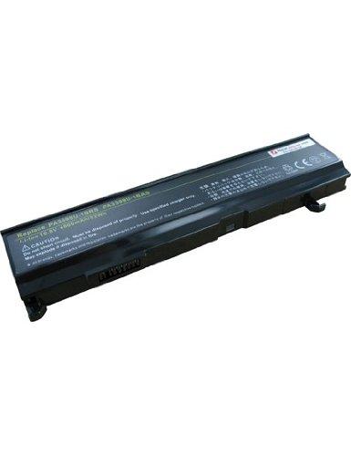 Batterie pour TOSHIBA SATELLITE A100-543, 10.8V, 4400mAh, Li-ion