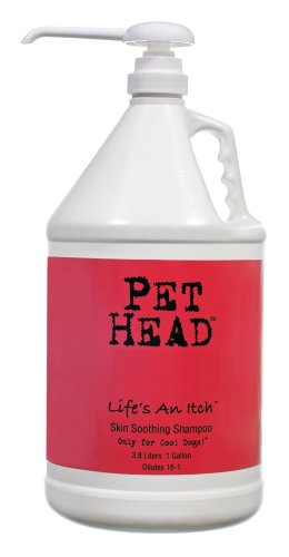 Pet Head Life's an Itch Skin Soothing Shampoo, 1 gal