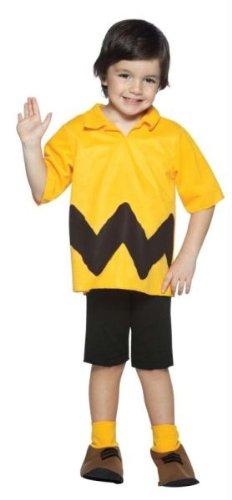 n Kit 4-6x (Charlie Brown Kostüm Für Kinder)