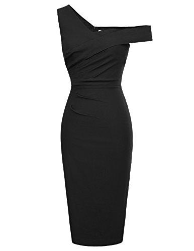 vintage dress ladies 1950s vestidos elegantes vestidos festivos L BP424-1