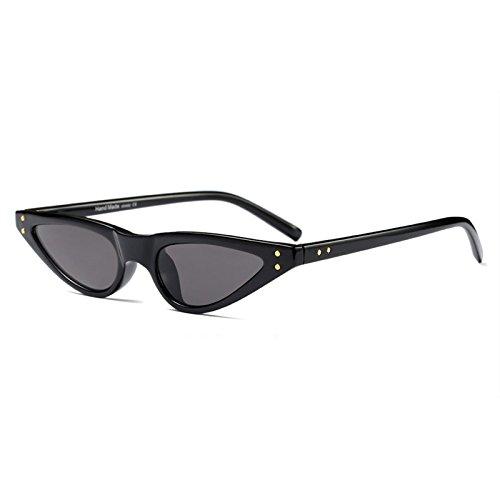 3ec95532e7 Retro Cat Eye Sunglasses For Women Small Designer Shade Triangle Eyeglasses Vintage  Cateye Sun Glasses Female