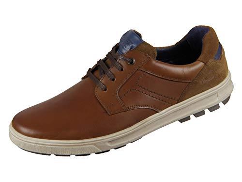 camel active Herren La Paz 11 Sneaker, Braun (Almond/Nut 2), 43 EU -