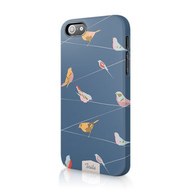 Tirita Hard Plastic Phone Case Cover Trendy Fashion Cute Design Animal For Iphone 5 5s SE