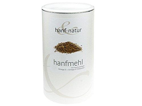 *Speisehanf-Mehl 1000g Dose, Hanfsamen Mehl*