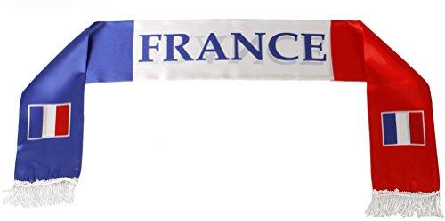 Atosa  – B-solapa/ bufanda francia 14×130 cm