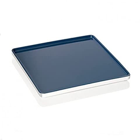 Pantone FOOD TRAY L INDIAN TEAL Vassoio Indian Teal