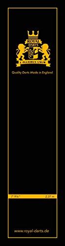 *Royal Darts Oche-Dartteppich Earl 300 x 67 cm*