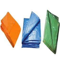 Tiger brand tarpaulin 9*9ft water proof (9*9)