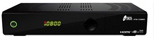 Iris 9700 COMBO - Receptor satélite WiFi