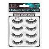 ARDELL 4 Pack Natural 101 Black, 25 g