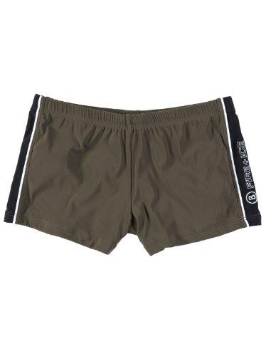 Bogner Fire + Ice osteno Pantalon Slip de Bain pour Homme Vert - olive
