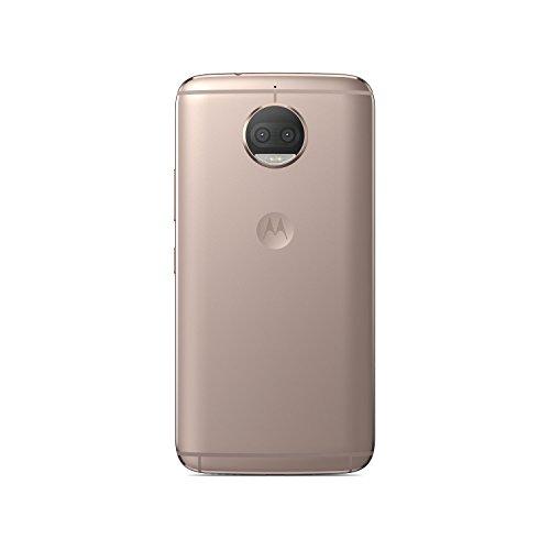 Motorola Moto G5s Plus - Smartphone libre de 5 5  Full HD  4 G  Bluetooth 4 2  Octa-Core de 2 0 GHz  memoria 32 GB  4 GB RAM  c  mara de 13 MP  Androi