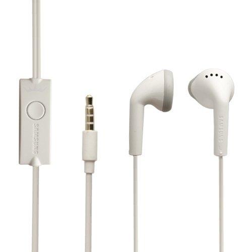 Original Samsung Galaxy Fame S6810 Headset EHS61ASFWE weiß Kopfhörer Ohrhörer - Fame Handy Samsung