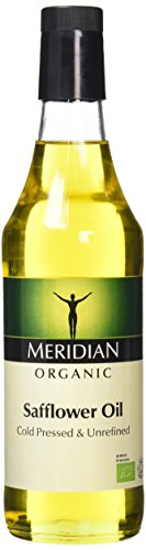 Meridian Org 500ml huile de carthame