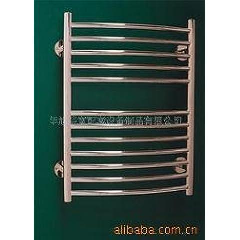 Efficienza energetica di riscaldamento elettrico porta asciugamani in Acciaio Inox asciugamano elettrico Rack